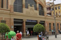 Mercado-Eingang