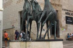 Pferdedenkmahl-III