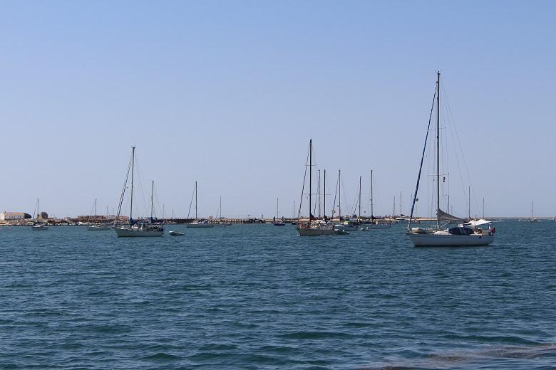 Olhão – die arabische Stadt der Algarve