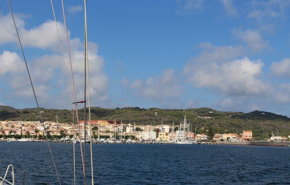 Sardinien – Die Überfahrt